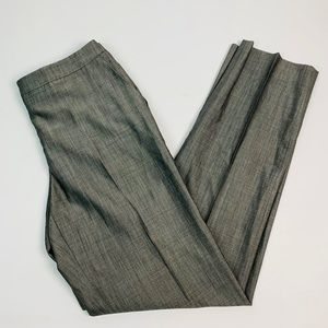 MAXMARA Wool Straight Leg Pants